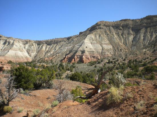 Kodachrome Basin State Park : geology at its best