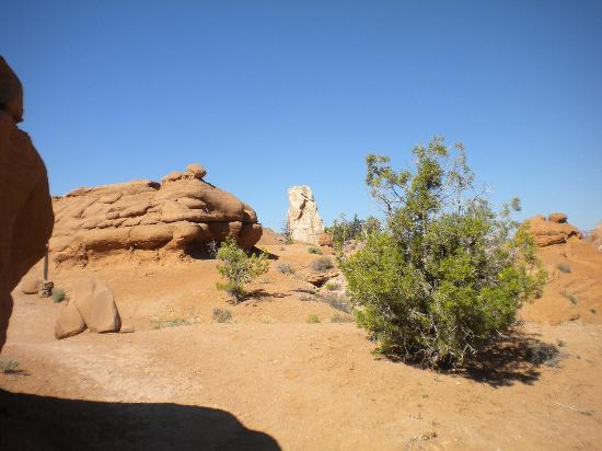 Kodachrome Basin State Park: ever new interesting and arresting aspects