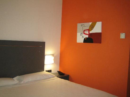 H2 Fuenlabrada: habitación