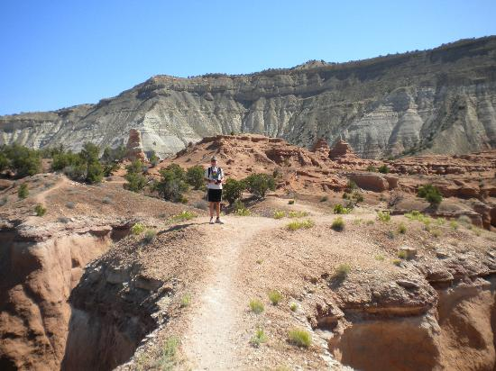 Kodachrome Basin State Park: a great short hike