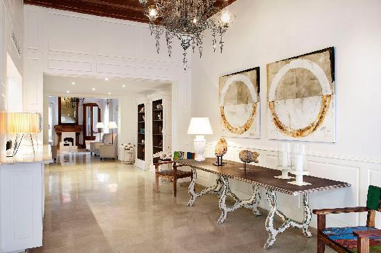 Hotel Medium Sitges Park: Lobby