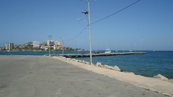 Hesperia Isla Margarita: pampatar jetty