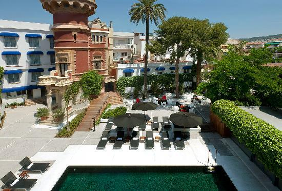 Hotel Medium Sitges Park: Global view