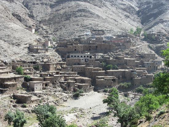 Morocco Dunes Day Tours: dag tour Atlasgebergte