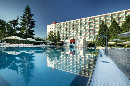 Dudince, سلوفاكيا: Hotel Rubin