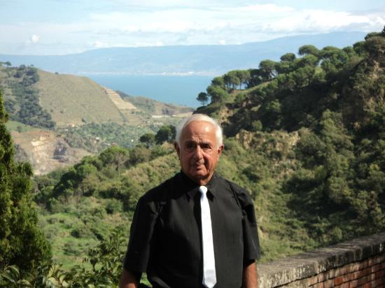 Giardini-Naxos, Italien: Views of Ionian Sea from Savoca