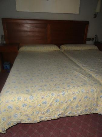 Hotel Juan Miguel: la plancha ¿donde esta?
