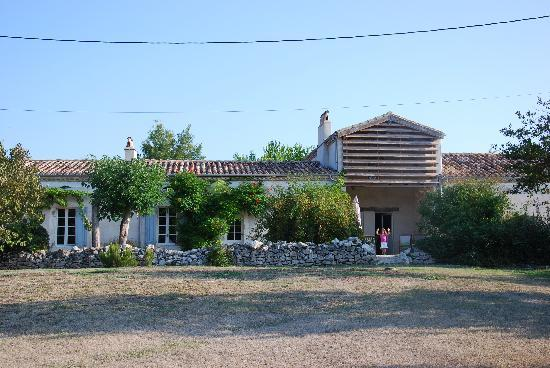 Le Mayne de Boulede: Le Mayne de Boulede, self catering holiday home in private hamlet, poolsday home