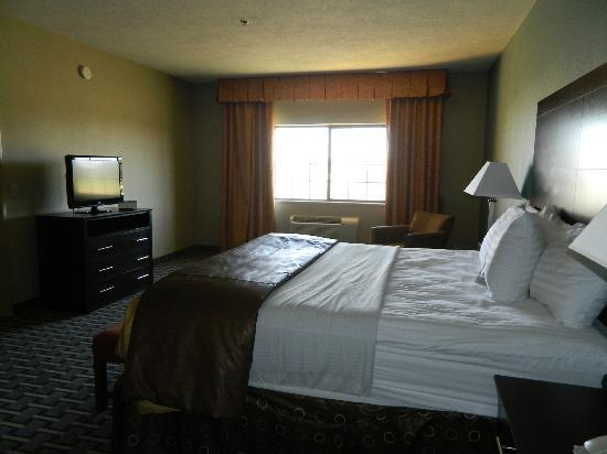 La Quinta Inn & Suites Clovis: Bedroom