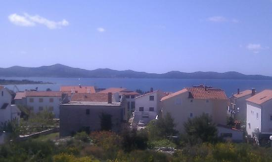 Villa Gravic: The view from our balcony