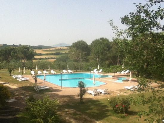Hotel Panoramic: piscina