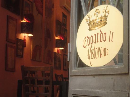 Edoardo II restaurant
