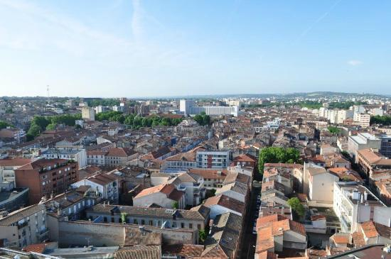 Haut Lofts Toulouse: View in the morning