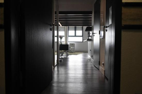 Haut Lofts Toulouse: From the corridor