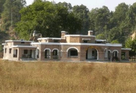 Bijrani rest house jim corbett national park uttarakhand for Jim s dog house