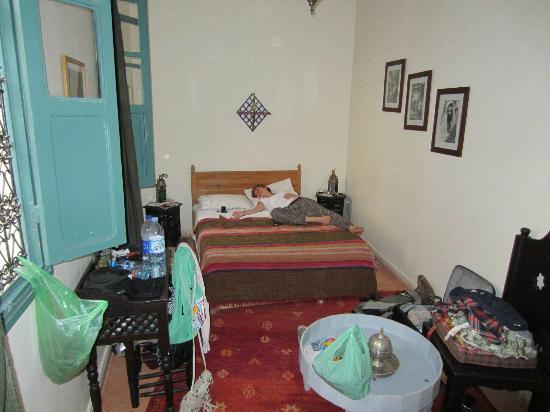 Dar Limoun: Our room