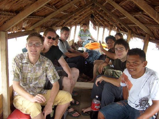 La Fuente del Amazonas Lodge : en viaje