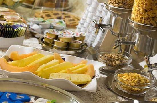 Relais agli Olivi: colazione2