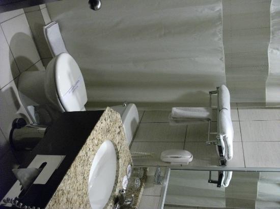 Rincón de Valle Hotel & Suites: bath