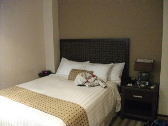Rincón de Valle Hotel & Suites: bed