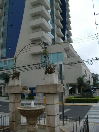 Rincon del Valle Hotel & Suites: Near the Medial School