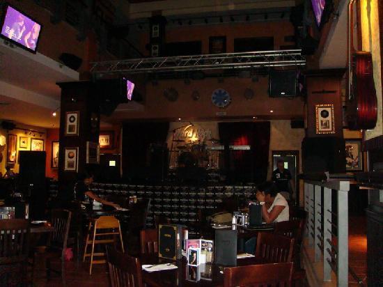 Hard Rock Cafe Punta Cana: HARD ROCK SANTO DOMINGO
