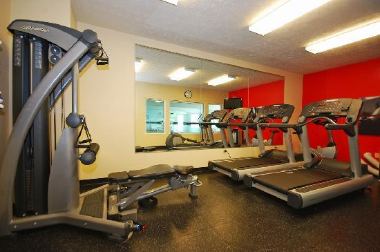 Country Inn & Suites By Carlson Fairborn South: Fitness Center