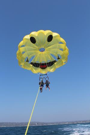 San Diego Parasail Adventures: WOW!!