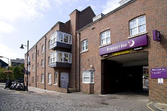 Premier Inn London Southwark (Borough Market) Hotel