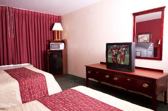Red Roof Inn & Conference Center Lubbock: Double Room