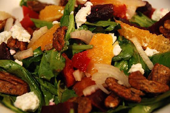 Sunset Grill: Beets & Heats Salad