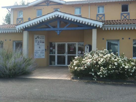 Hôtel Altica Périgueux Boulazac: entrée