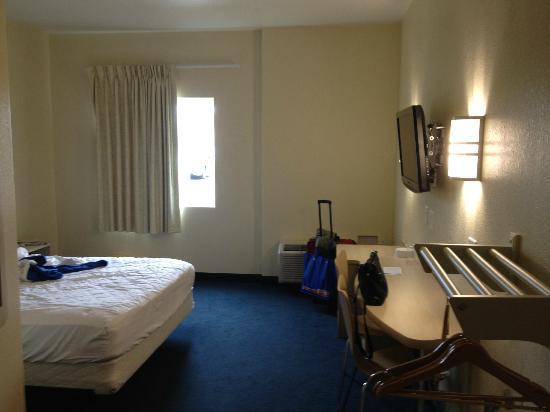 紐約州尼亞加拉瀑布 6 號汽車旅館照片