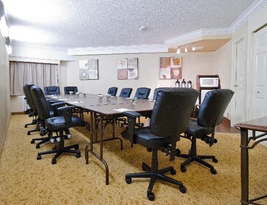 Best Western Kitchener-Waterloo: Meeting Room