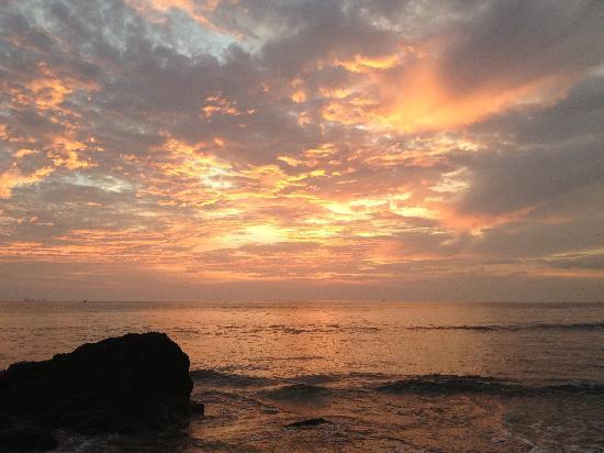لانتا كورال بيتش ريزورت: il tramonto! 