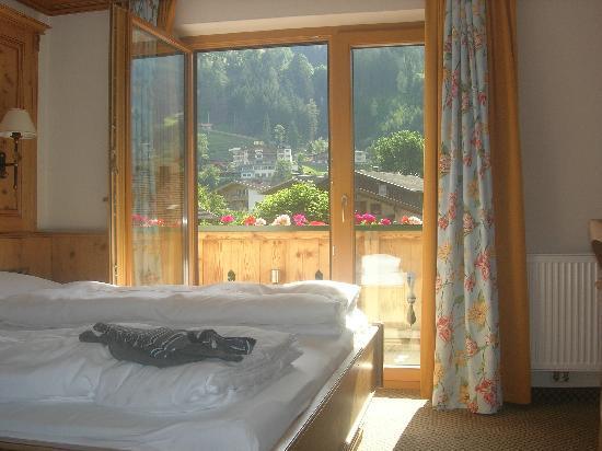 Hotel Post: Doppelzimmer Zillertal 2
