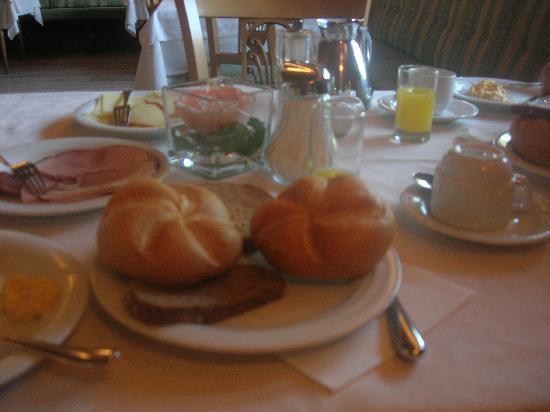 Hotel Post: Frühstück