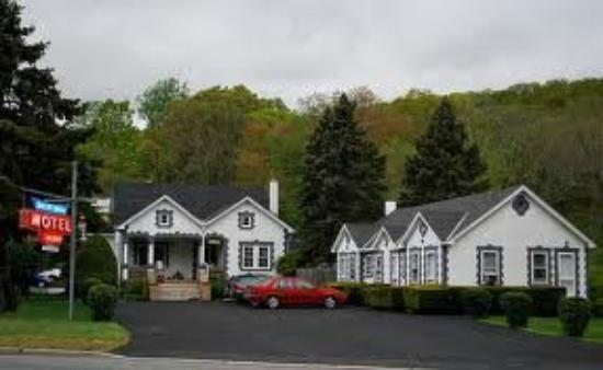 Fort Montgomery, estado de Nueva York: Bear Mountain Bridge Motel