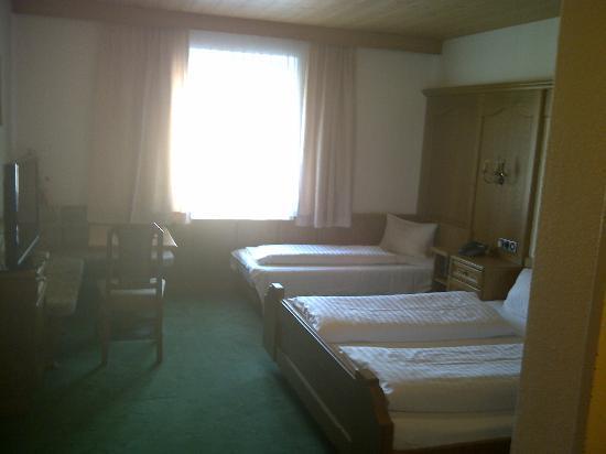 Altpradl Hotel: Zimmeransicht