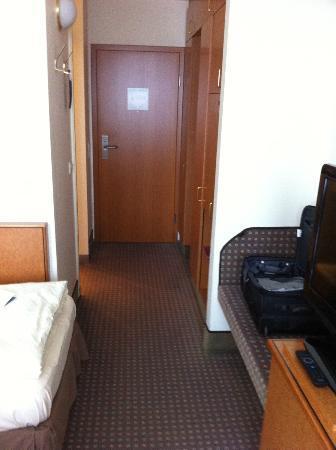 Best Western Hotel Kaiserslautern: Eingang
