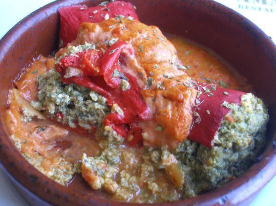 Amaranta: Stuffed mini peppers - totally yummy