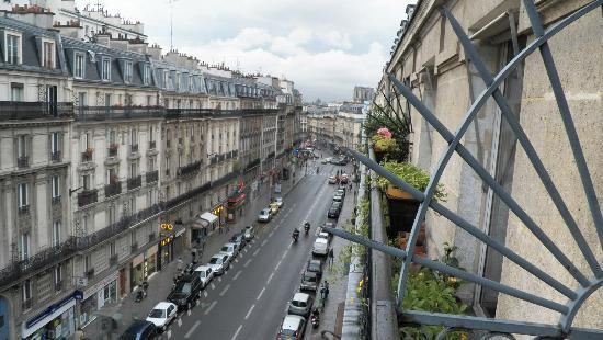 Hotel des Arenes: View !