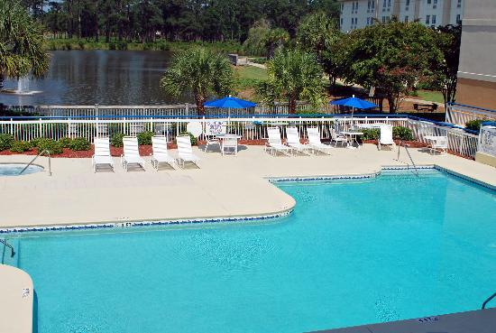 Fairfield Inn Myrtle Beach Broadway at the Beach : Pool