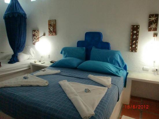 Posada Movida: habitación muy limpia y cómoda