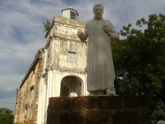 Malacca Heritage Centre: St. Paul