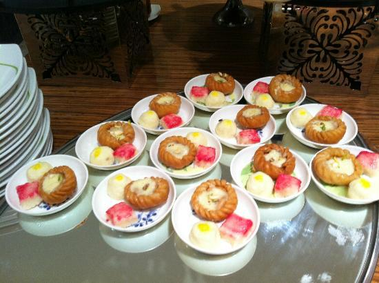 Kodai - By The Lake, A Sterling Holidays Resort: Desserts