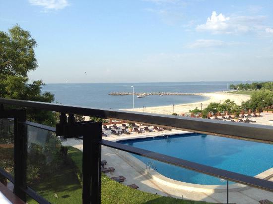 Cinar Hotel: Frokost plass