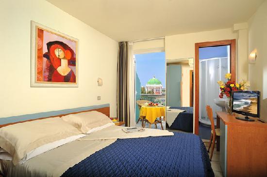 Camera Hotel Astra Riccione