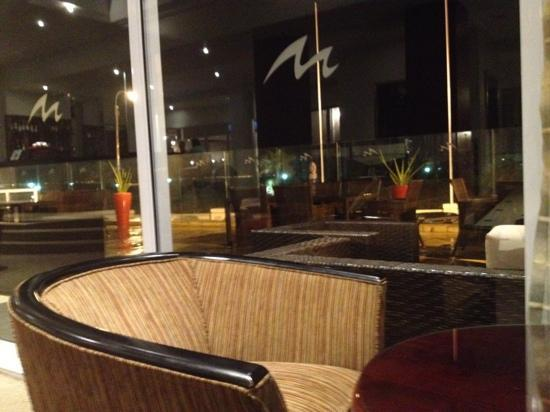 Protea Hotel by Marriott Port Elizabeth Marine: view from the bar
