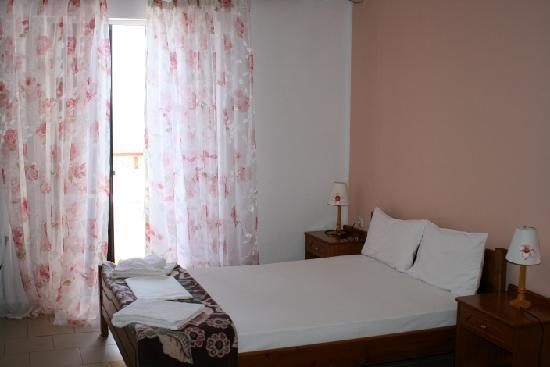 Glykeria Hotel: Glykeria top room #3 - comfy double-bed